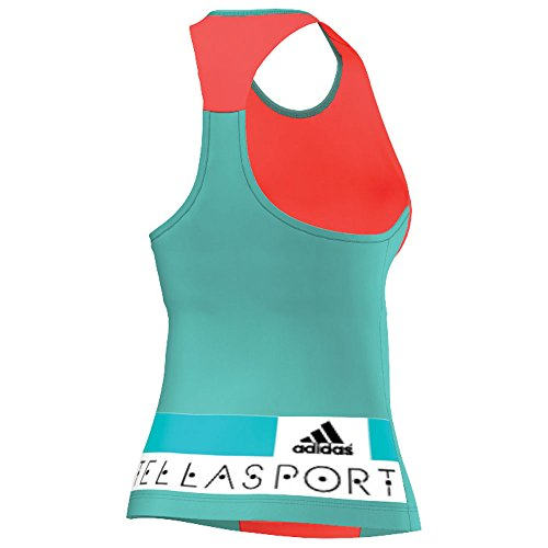 Adidas Débardeur Easy Workout Stella Sport solar red/joy green s13