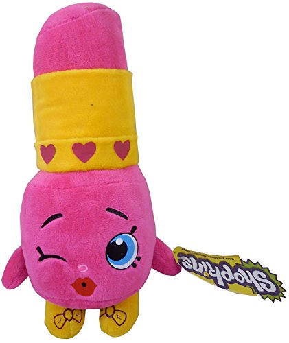 Shopkins Character Toys - Shopkins Lippy Lips - 10 Inch Soft Toy
