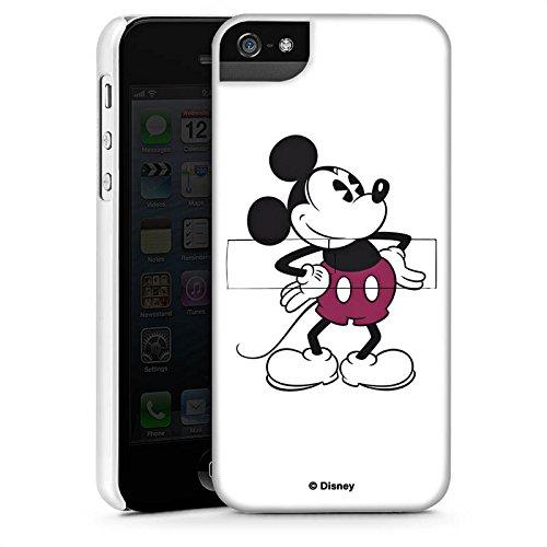 Apple iPhone 8 Plus Hülle Case Handyhülle Disney Mickey Mouse Retro Geschenke Merchandise Premium Case StandUp