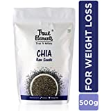 True Elements Raw Chia Seeds for Weight Loss 500g