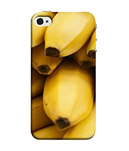 Fuson Designer Back Case Cover for Apple iPhone 5 (Carbohydrates Vitamins rich Fruits)