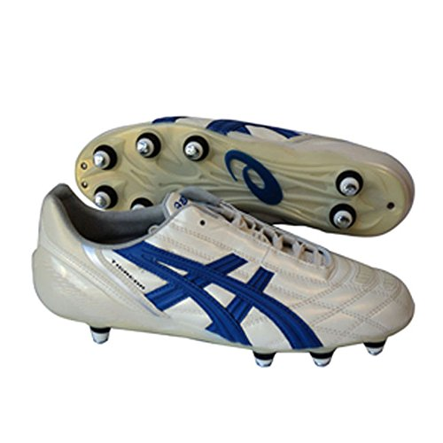 Asics Tigreor It, Chaussures de Football Homme Turquoise