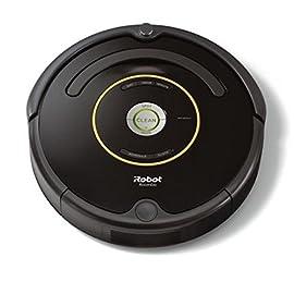 iRobot Roomba 650 Robot Aspirapolvere, Sistema di Pulizia ad Alte Prestazioni con Dirt Detect, Adatto a Pavimenti e…