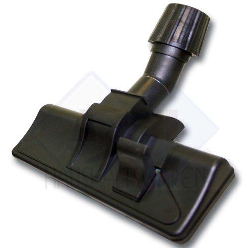 Umschaltdüse Bodendüse für Teppich & Parkett geeignet für AFK/Germatic Staubsauger z.B. Alternative B, Cleaner B, Power Shorty, PS-1500W.1NE, PS-1800.9NE