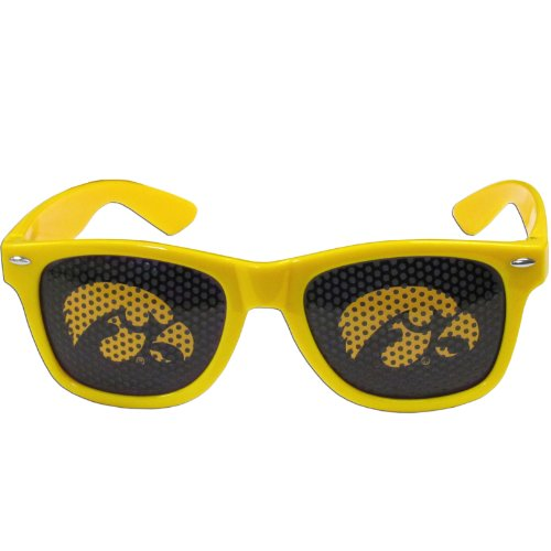 Siskiyou NCAA Iowa Hawkeyes Spiel Tag Shades Sunglasses