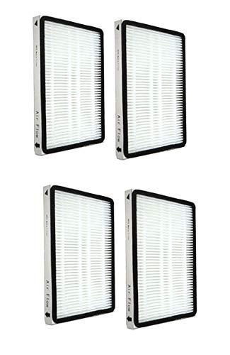 Aufrecht Auspuff-filter (ximoon 4Pack Hepa Auspuff Vakuum Filter für Kenmore EF-, 86889, 20-86889, 40324& Panasonic Teil mc-v199h (mcv199h))