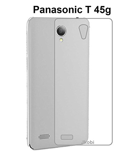 Exclusive Soft Silicone TPU Jelly Transparent Crystal Clear Case Soft Back Case Cover For Panasonic T45 4G / T 45 4g