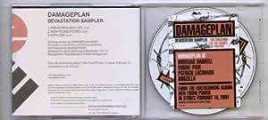 DAMAGEPLAN - DEVASTATION SAMPLER - CD (not vinyl)