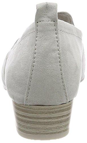 Softline Damen 24261 Slipper Grau (lt Grigio)