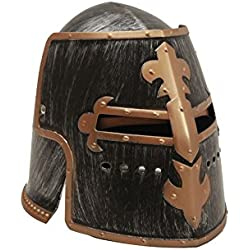 My Other Me Me - Casco medieval, talla única (Viving Costumes MOM01621)