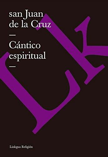 Cantico espiritual (Religion) Epub Gratis