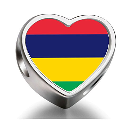 rarelove-mauritius-flag-heart-photo-charm-beads