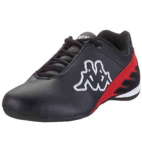 Kappa Racer 241110, Baskets mode mixte adulte Noir-TR-SW499