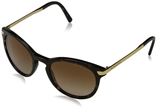 Michael Kors Damen ADRIANNA III 310613 53 Sonnenbrille, Dk Tortoise/Browngradient,