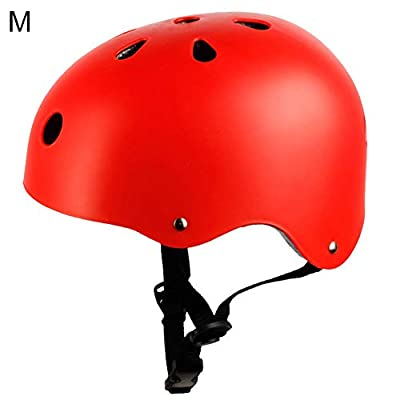 Kinnart Kids Protective Helmet,Adult Outdoor Sports Bicycle Road Bike Skateboard Safety Cycling Helmet Cap,Boys Girls Adjustable Safety Set for Roller Scooter Skateboard