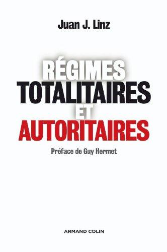 Régimes totalitaires et autoritaires