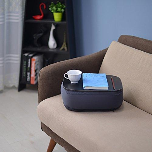 Preisvergleich Produktbild Lzz Tische Einfache Padded Tablett Computer Schreibtisch / Lazy Notebook Computer Tische / Kissen Flat Table ( farbe : B )