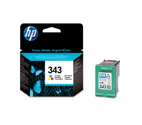HP 343 dreifarbig Original Tintenpatrone
