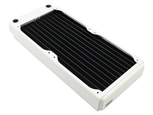 xspc-ex240-dual-fan-radiator-computer-cooling-components-radiator-white-brass-copper