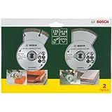 Bosch - 2607019484 - Disque Diamant pour Meuleuse Carrelage et Maçonnerie - 125 mm