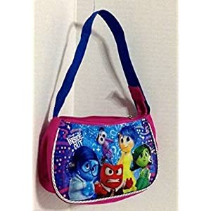 41zHjU61CfL. SS300  - Inside Out Bolso de Mano–Disney Kids 665142