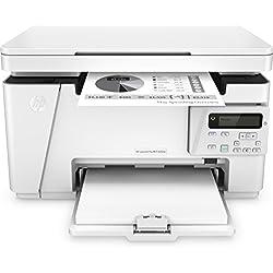 HP M26NW LaserJet Pro Stampante Monocromatica, Wireless, Bianco
