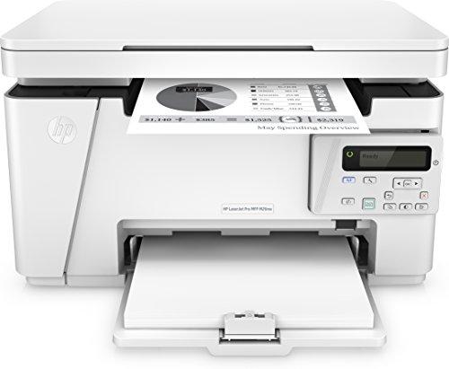 HP LaserJet Pro MFP M26nw Laser A4 Wifi   Impresora multifunción (Copiar, Escanear, Imprimir en Blanco y Negro) Blanco