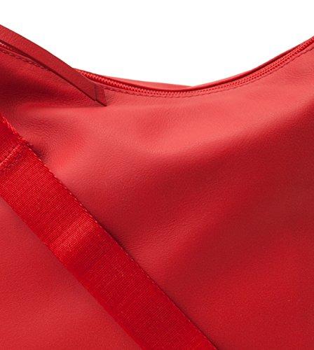 BREE, Borsetta da polso donna blu blu navy 30 cm x 32 cm x 14 cm (B x H x T) red smooth