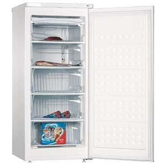 Amica FZ206.3 55cm Wide Freestanding Upright Freezer - White