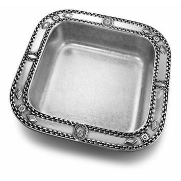 Wilton armetale Monterey quadratisch Baker -
