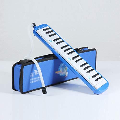 Melodica-Instrument, 37-Tasten-Kinderschüler, die Erwachsene Spielen und professionelle, einfach zu tragende Spielinstrumente Spielen