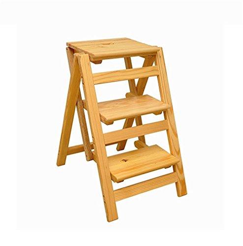 Dekorative Schuh-speicher (AZHom Haushalts tragbare massivholz dreistufige treppe stuhl stuhl holzleiter kleine leiter klappleiter menschen leiter speicher dekorativer rahmen)