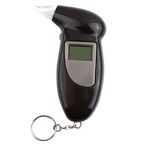 Alkoholtester Atemalkohol-Tester Alkoholmessgeräte Digital Atem Alkohol Tester