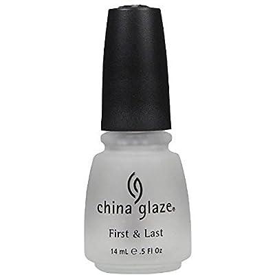 China Glaze First & Last Top Coat 14ml