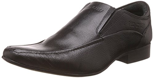 Redchief Men's Black Leather Formal Shoes - 10 UK/India (44.5 EU)(RC5013 559)