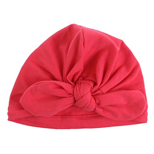 KanLin Baby Toddler Kids Boy Girl Bowknot Lovely Soft Hat (Hot (Zubehör Pretty Kostüm Woman)