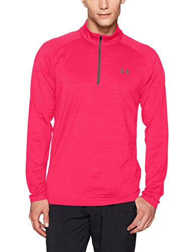 Under Armour Golf-pullover (Under Armour Herren Golfshirt / Langarmshirt