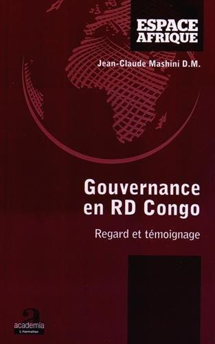 Gratuit Gouvernance En Rd Congo Pdf Telecharger Lennieamna
