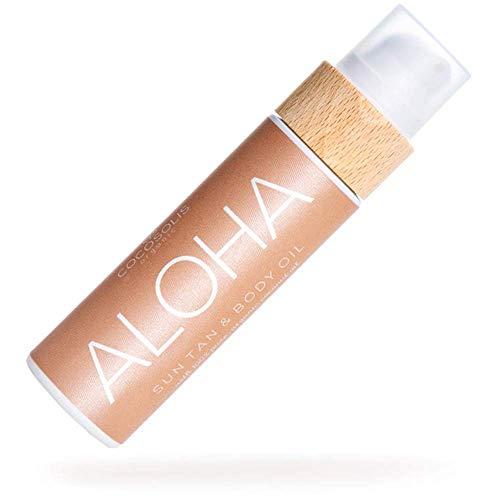 COCOSOLIS Aloha - Bronceado natural Vitamina E - 110 ml
