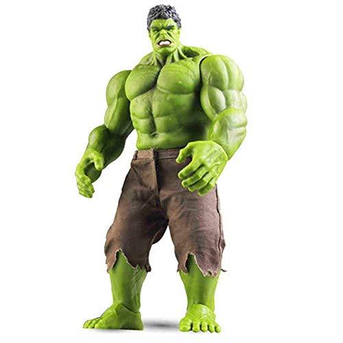 HOOPOO The Avengers Animationsmodell, Modell Hulk Statue, Tischdekoration, 42cm