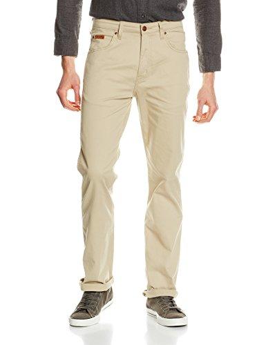 wrangler-trousers-pantalon-homme-beige-w30-l32