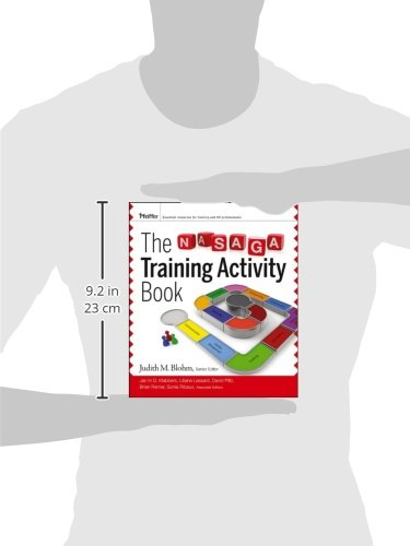 The NASAGA Training Activity Book (Pfeiffer Essential Resources for Training and HR Professionals (Paperback))