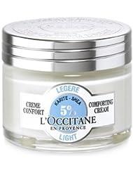 L'Occitane Shea Light Comforting Face Cream unisex, Gesichtscreme, 1er Pack (1 x 50 ml)
