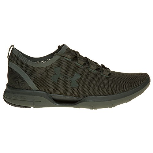 Under Armour Charged Coolswitch Run Homme Baskets Mode Noir KHAKI|GREEN