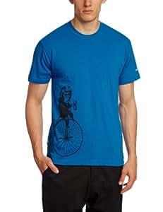 Dare2b Men's Bike Munkie T-Shirt - Hawaiian Blue , X-Large