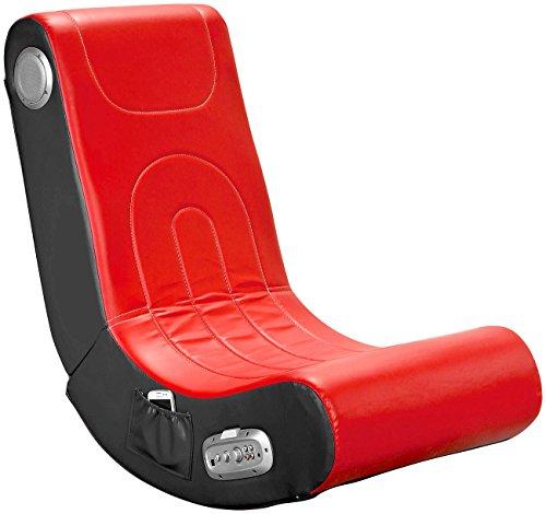 Mod-it Sessel mit Lautsprecher: Soundsessel mit 2.1-System für Gaming und Musik...