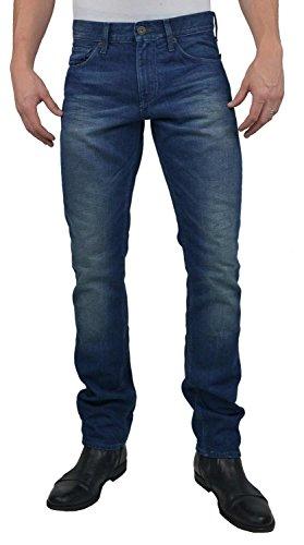Tommy Hilfiger Jeans Hudson harborway indigo, Größe:W34 L36 (Indigo Lauren Jeans)