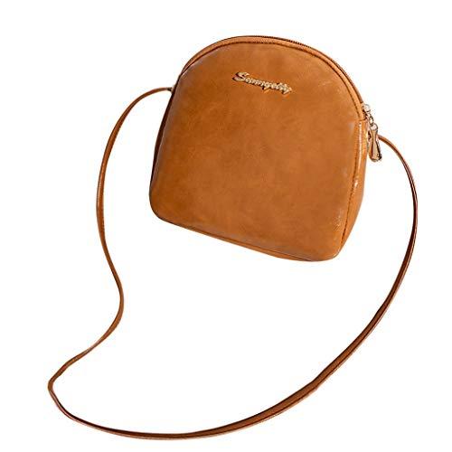 HCFKJ Tasche, Vintage Lady Party Brieftasche Messenger Schultertasche Messenger Mini-Candy-Bag (YE) Pink Camouflage Messenger Bag
