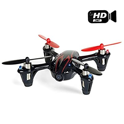 Hubsan X4 H107C Upgraded 2.4G 4CH RC Quadcopter With Camera RTF