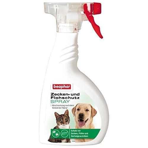 beaphar-75441-zecken-und-flohschutz-spray-400-ml